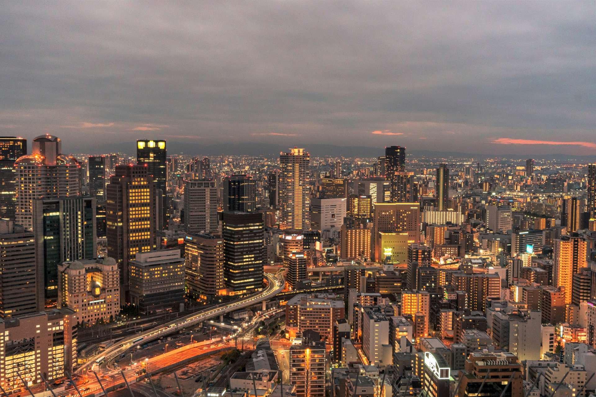 Osaka photography