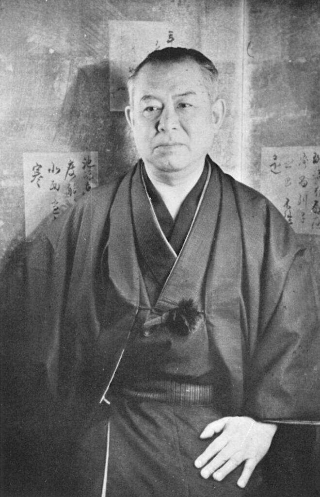 Tanizaki Jun'ichiro.