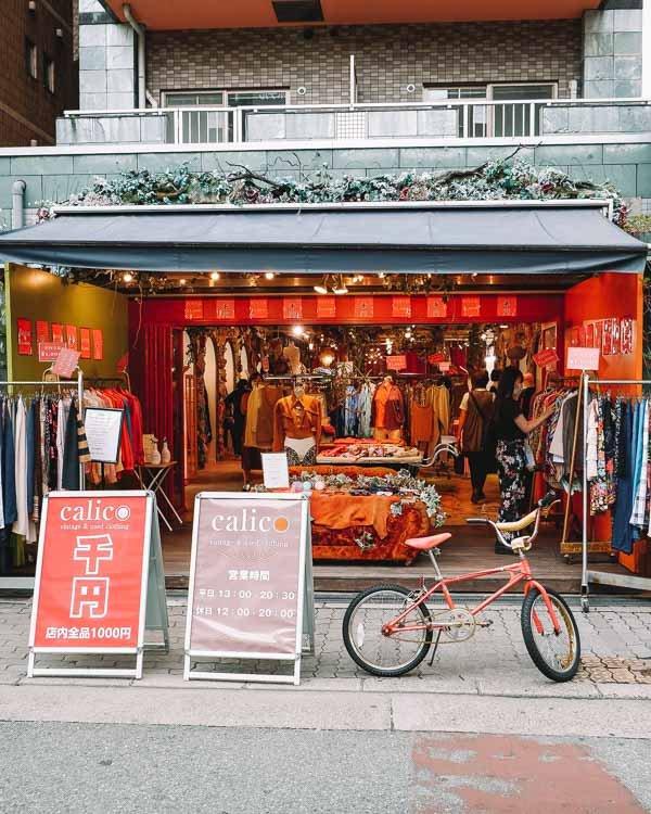 best shopping in osaka