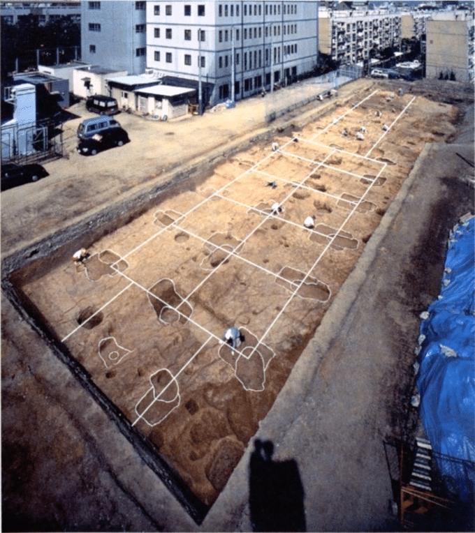 Political history of Osaka