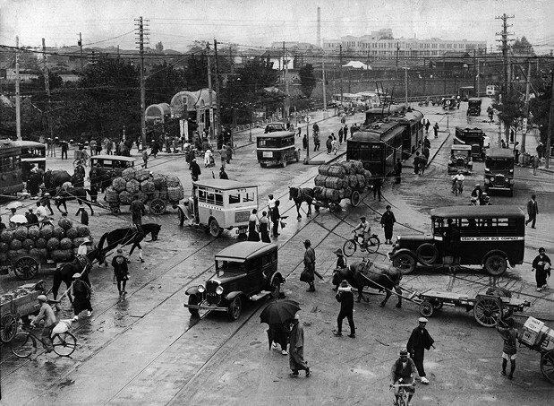 economic history of osaka