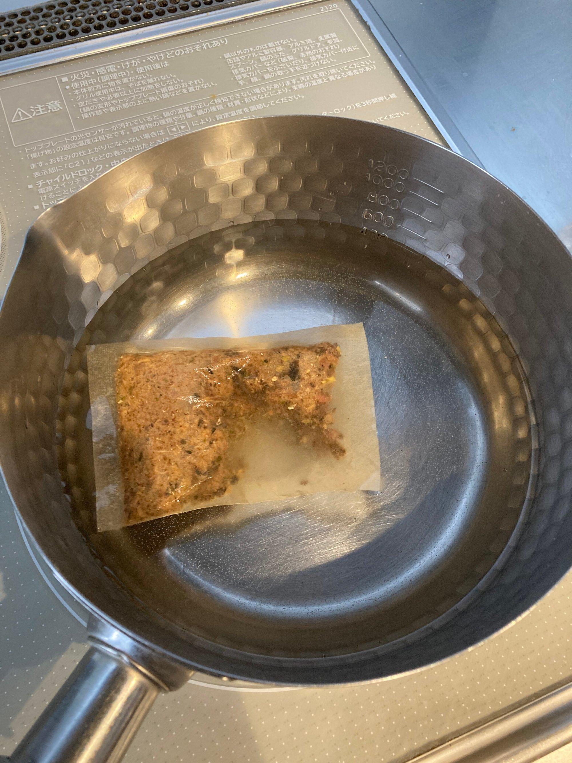 How to make osaka squid: dashi