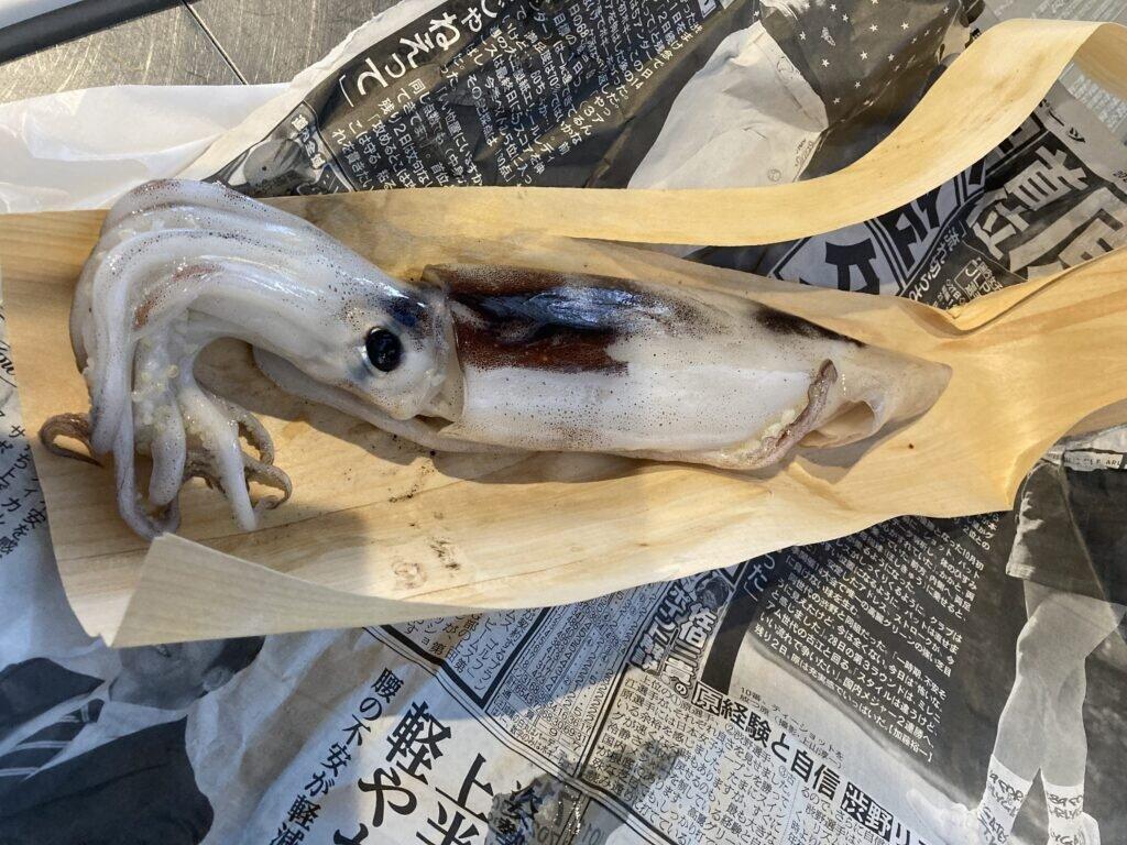 how to make osaka squid