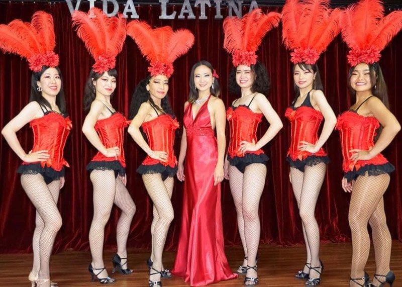 vida latina osaka