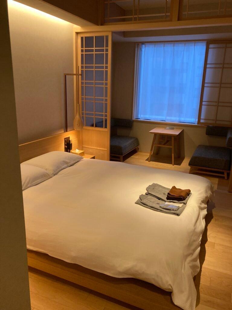 The best ryokans in osaka: room