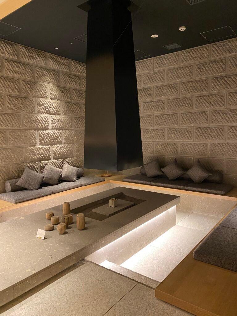 The best ryokans in osaka: lounge